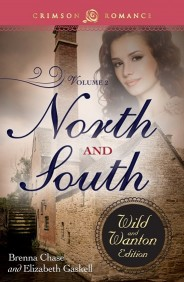 North and South Vol 2 Cover, 2
