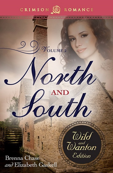 North and South: Wild and Wanton Edition, Volume 2 Cover