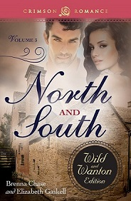North and South, Vol 3 Cover
